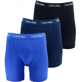 Calvin Klein Boxerky NB1390A IKU modré