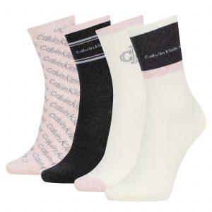 Calvin Klein ponožky 4p 7100004509